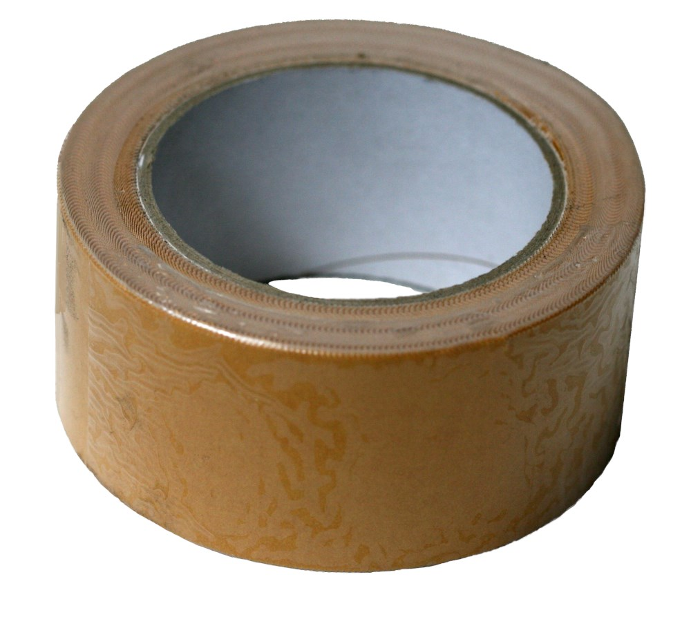 FOLIEFOL Tape PP double sided 50 mm x 25 M white