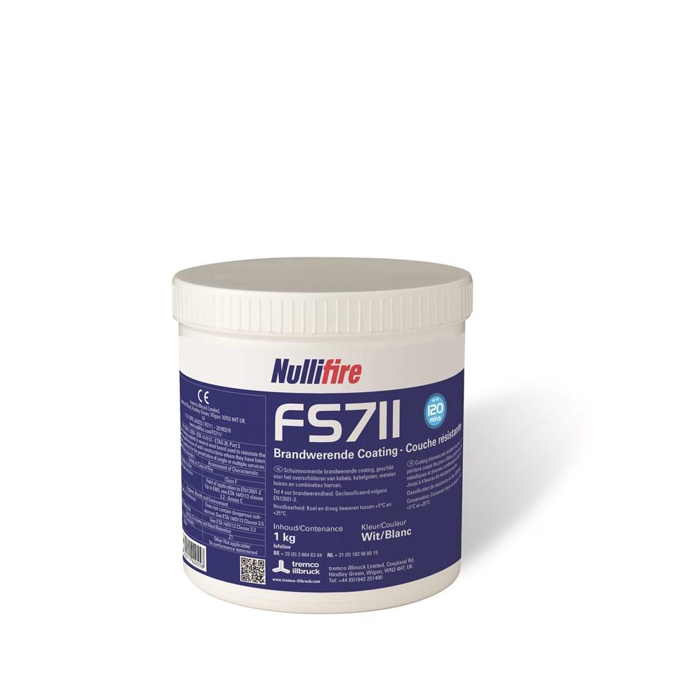 NULLIFIRE COATING POT 750ml FS702 750ML