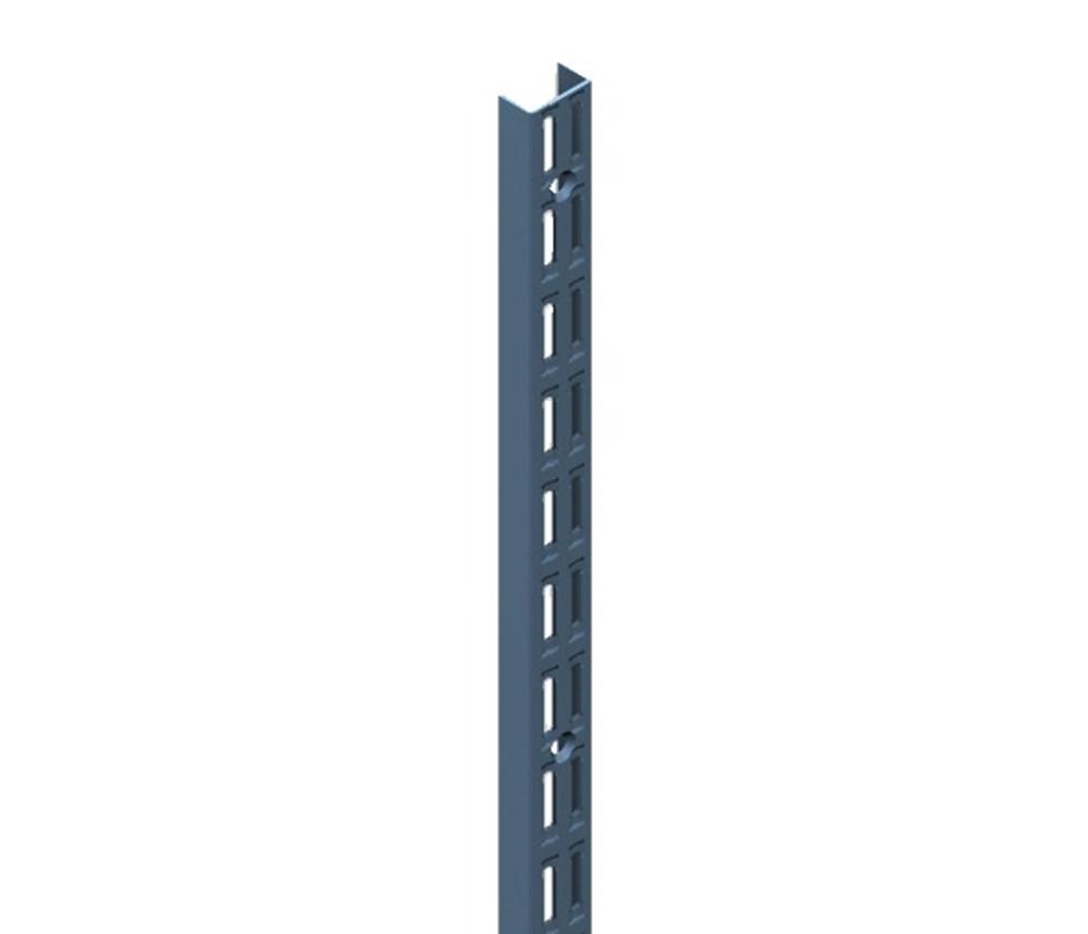 Wandrail, staal geëpoxeerd