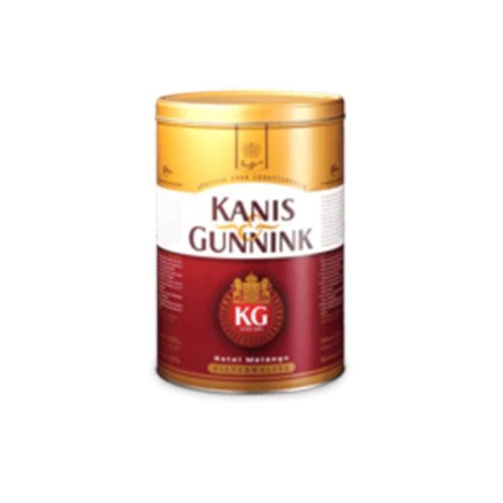 Kanis & Gunnink koffie rood blik snelfilter 2,5kg