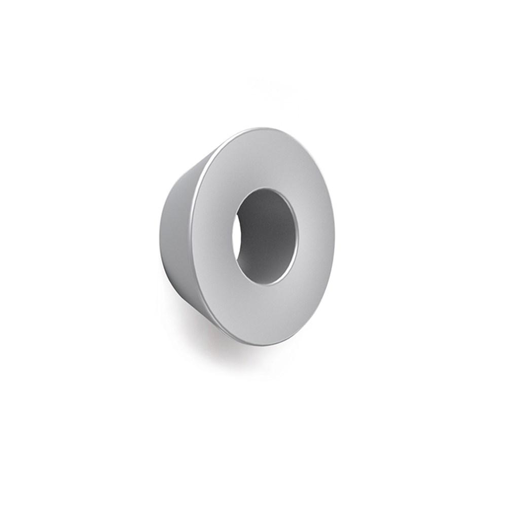 Meubelknop, aluminium