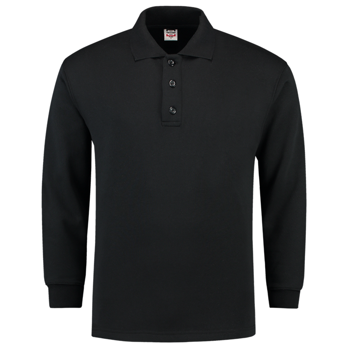 Tricorp Polosweater Black