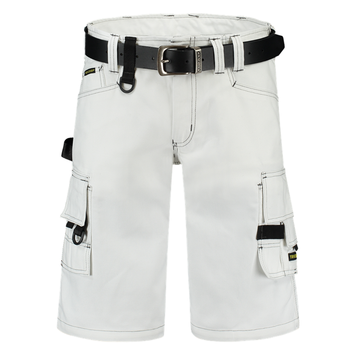 Tricorp Werkbroek Canvas Kort White