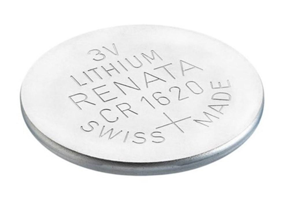 RENATA KNOOPCEL CR1620 3.0V