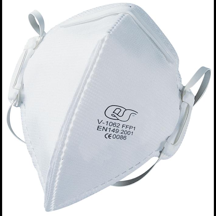 Stofmaskers fijnstof FFP 1 | Dust masks fine-dust FFP 1 | Staubmasken Feinstaub FFP 1 | Masques antipousserières FFP 1