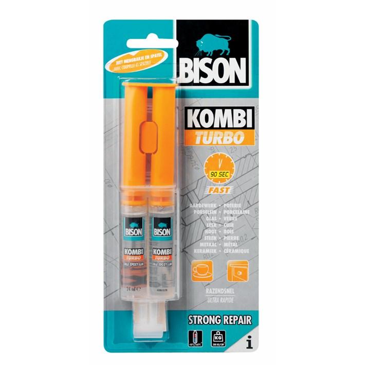 6308012 Bison Kombi Turbo Card 24ml NL/FR