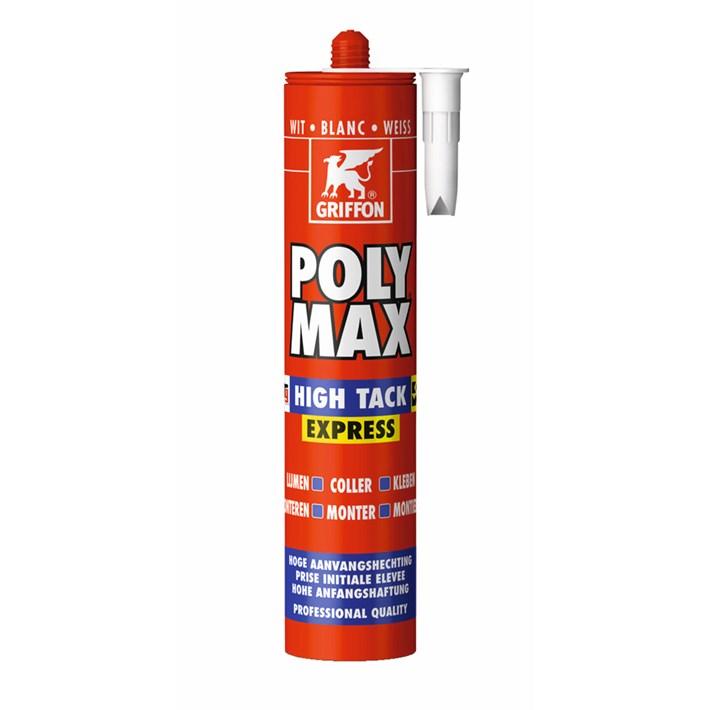 6303764 GR Poly Max® High Tack Express Cartridge 435 g NL/FR/DE