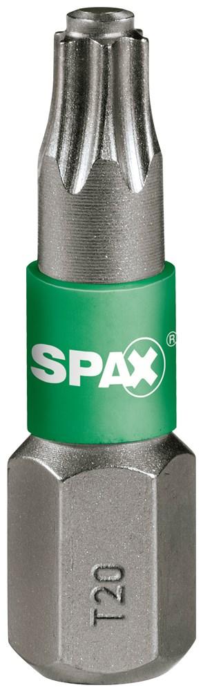 SPAX BIT TORX 20 T-STAR 5ST
