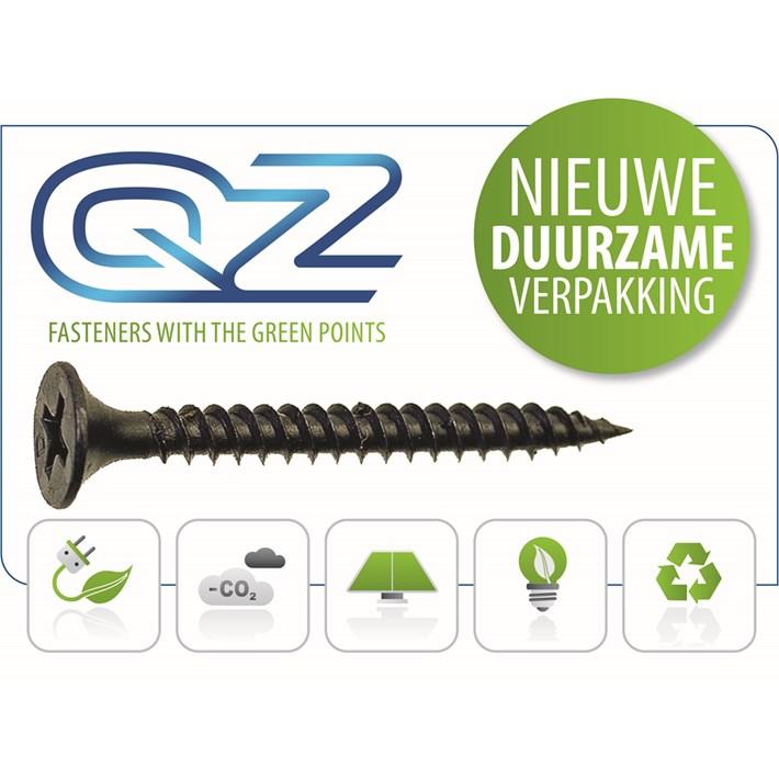 Snelbouwschroeven QZ Duurzaam