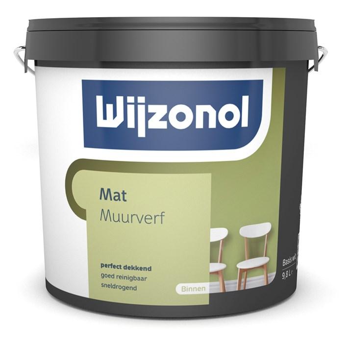 Muurverf Mat