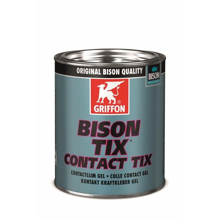 6305090 Griffon Bison Tix/Contact Tix Tin 750 ml NL/FR/DE