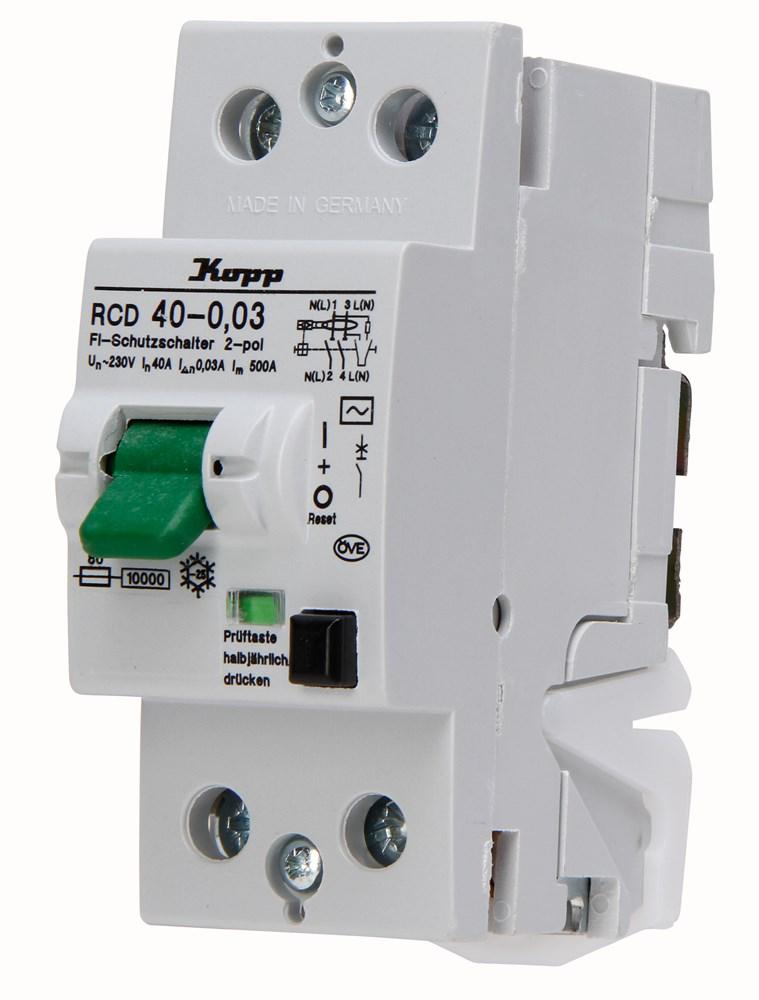 Beveiligingen elektrische circuits