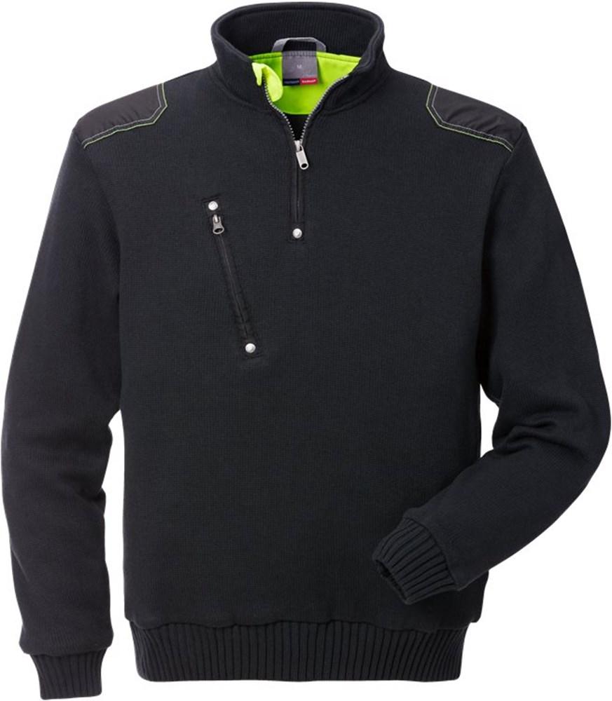 Sweater, katoen/acryl