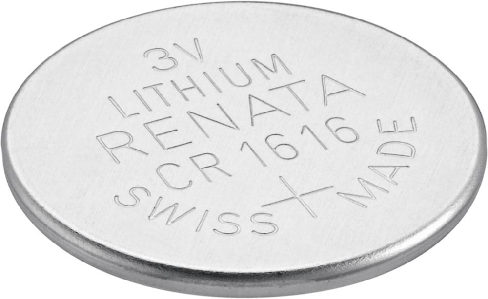 RENATA KNOOPCEL CR1616 3.0V