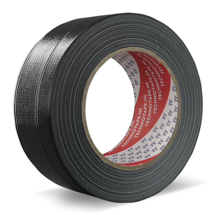 Ducttape 320 zwart