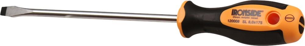 IRONSIDE SCHROEVENDRAAIER PLAT 8.0X175