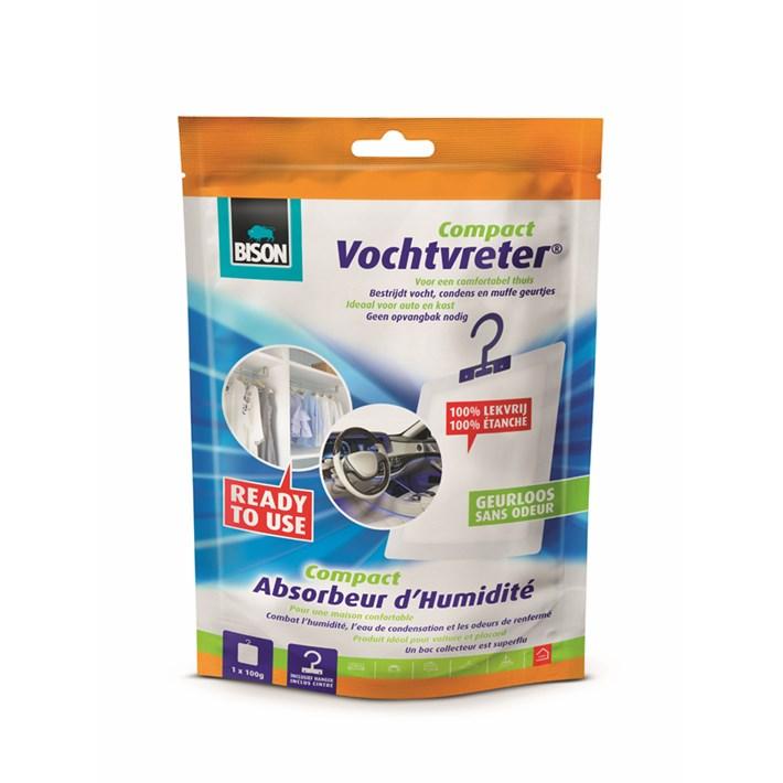 6313579  Vochtvreter Compact Neutraal 100g NLFR