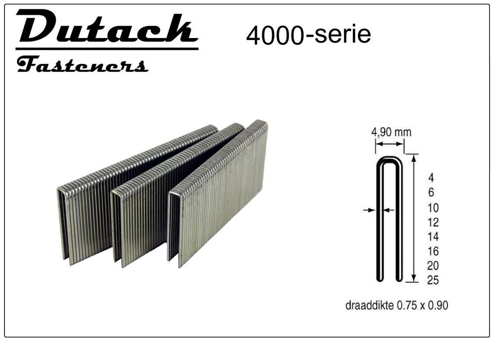 NIETEN P5000 CNK 4010 HARS 4.9X10