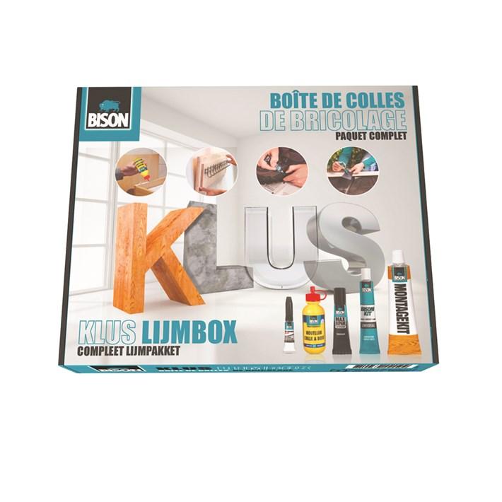 6314858 BS KLUS LIJMBOX NL/FR