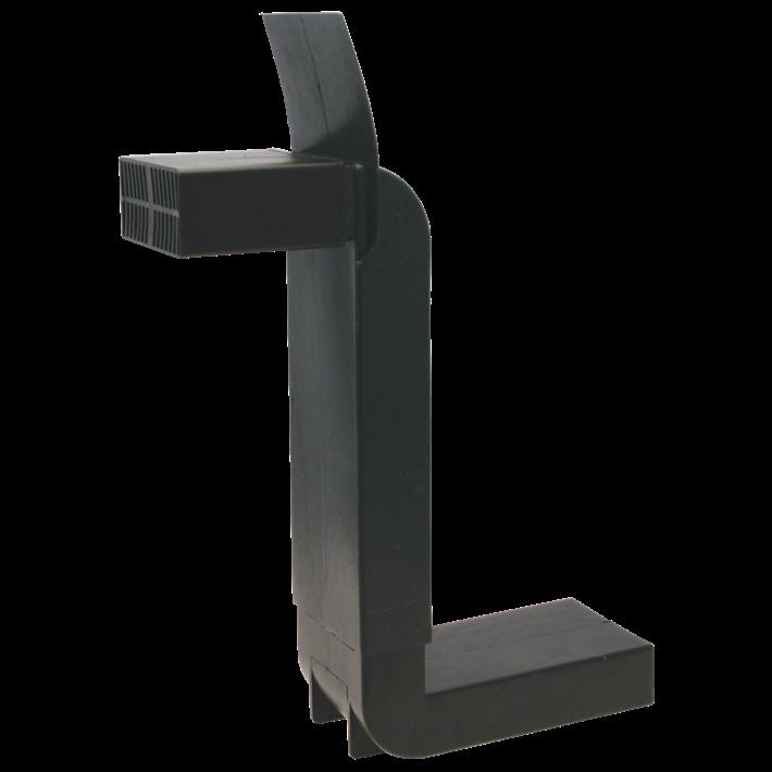 Vloerventilatiekokers PP | Crawlspace ventilator PP | Bekriechungsraumbelüfter PP | Évent de vide sanitaire PP