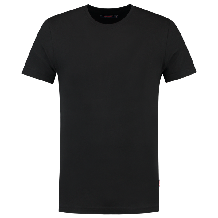 Tricorp T-shirt Rondehals SlimFit Black