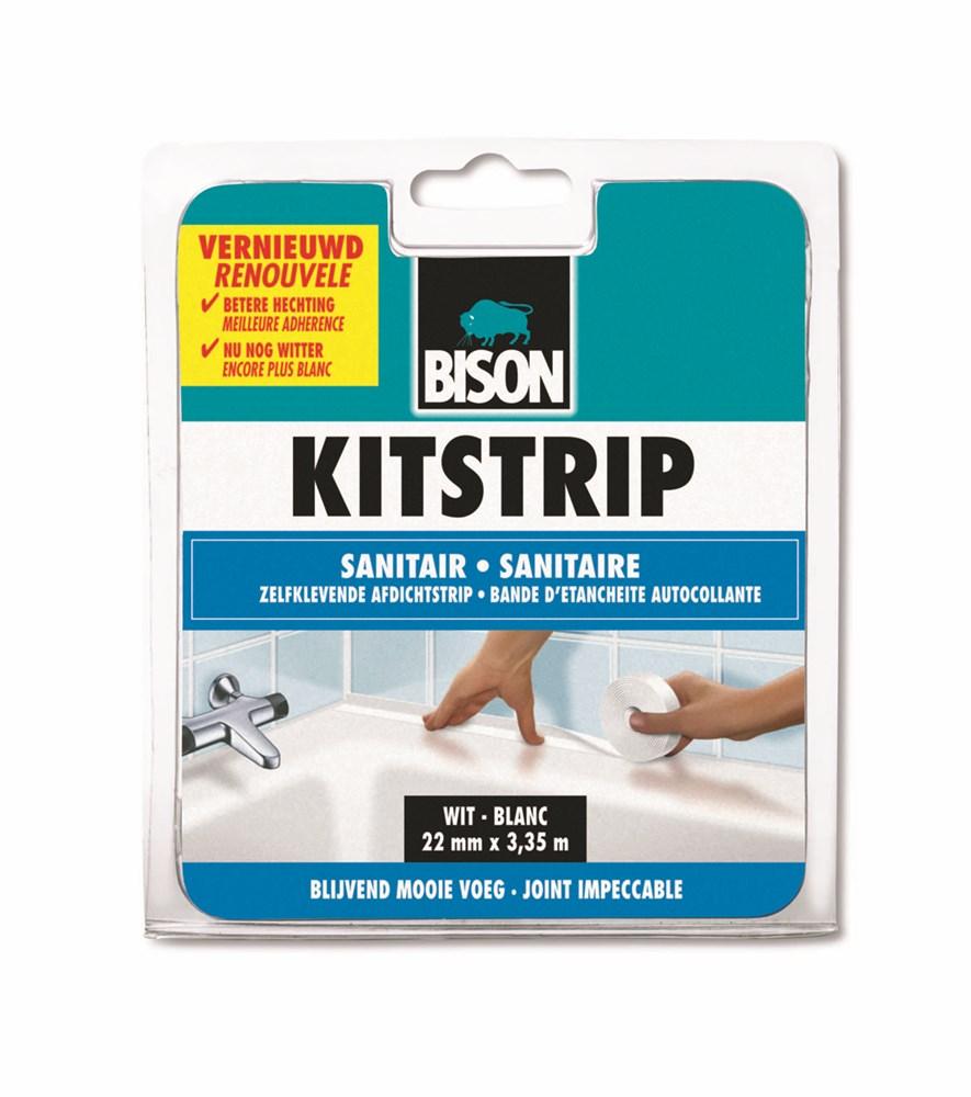 Kitstrip sanitair