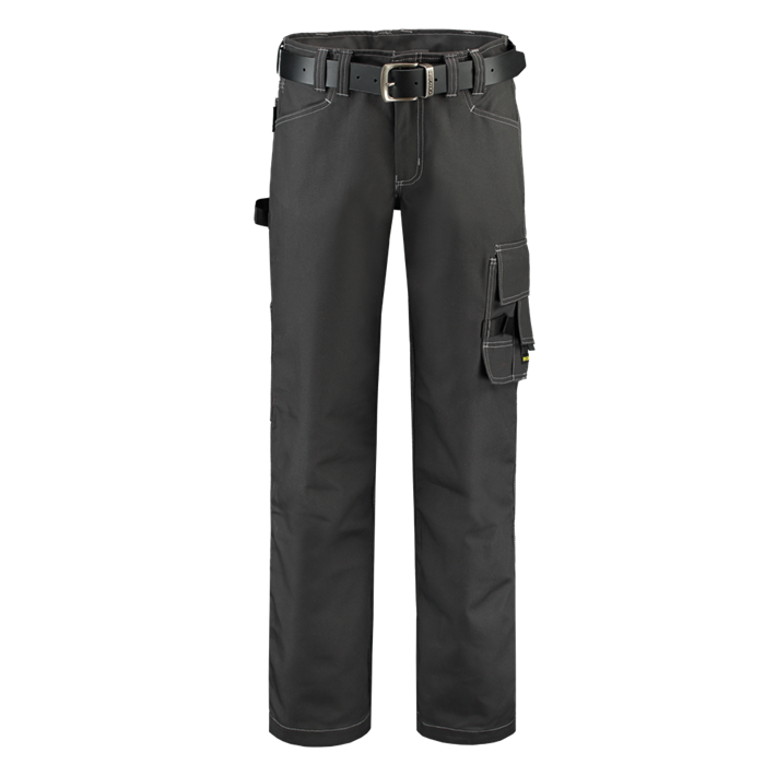 Werkbroek Canvas Darkgrey