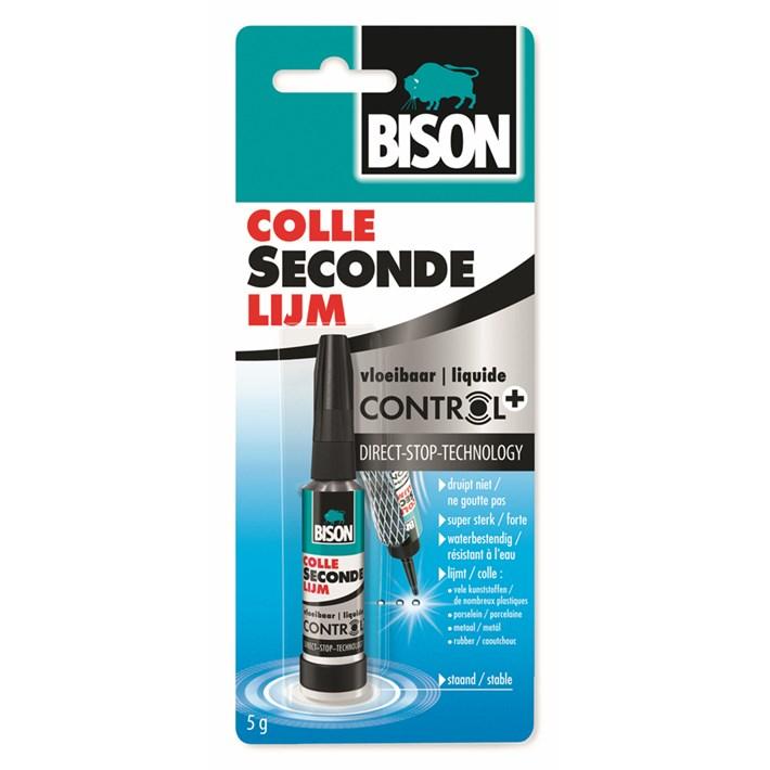 6314527 Bison Secondelijm Control + 5g