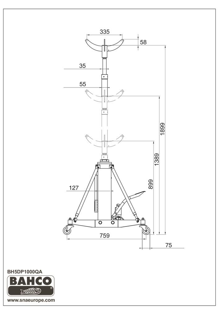 BH5DP1000QA TRANSMISSION JACK-dimension drawings-2014-6-27.jpg