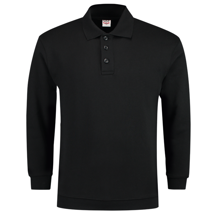 Tricorp Polosweater Boord Black