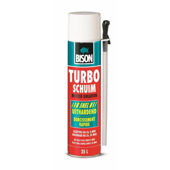 1492355 BS Turbo Schuim 500 ml NL/FR