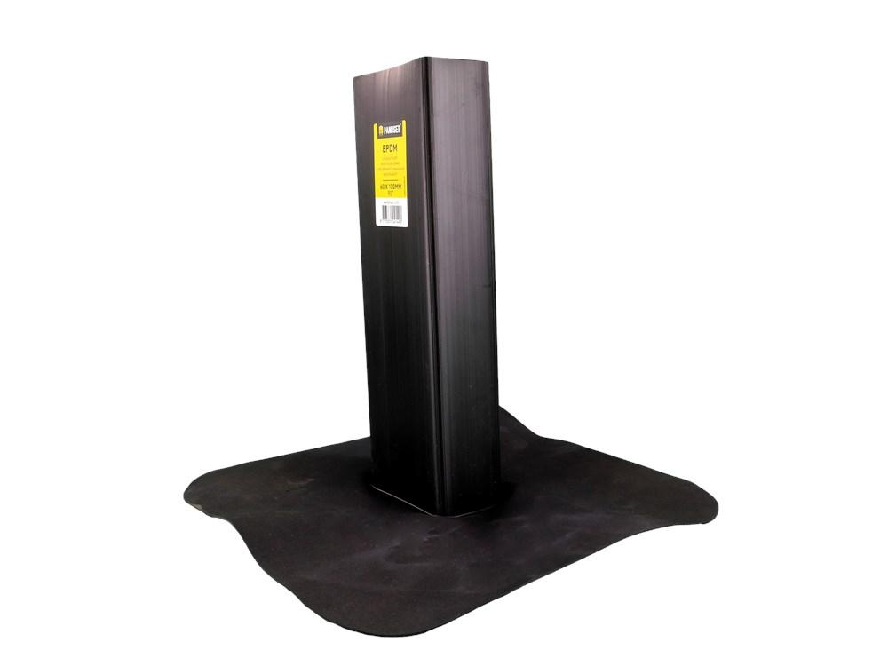PANDSER® Dachablauf 60 x 100 mm x 90°