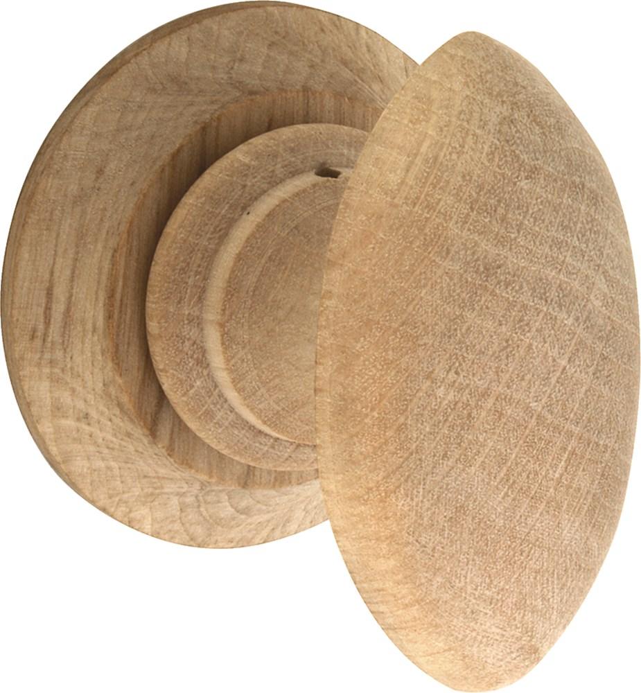 Kruk/kruk rozet, hout