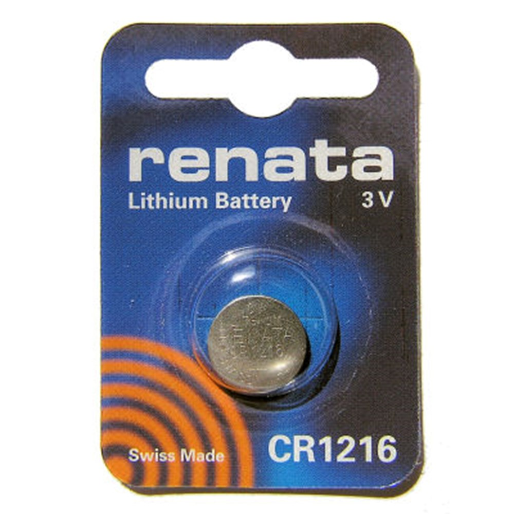 RENATA KNOOPCEL CR1216 3.0V