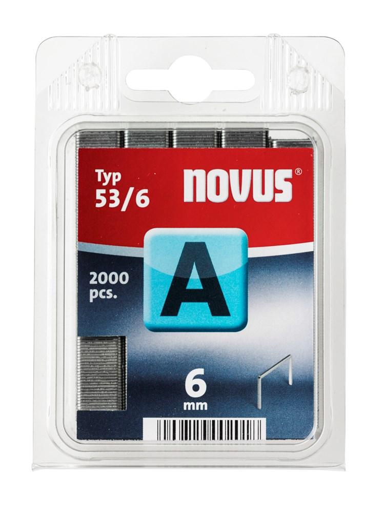 NOVUS NIETEN P2000 53/A 11.3X6