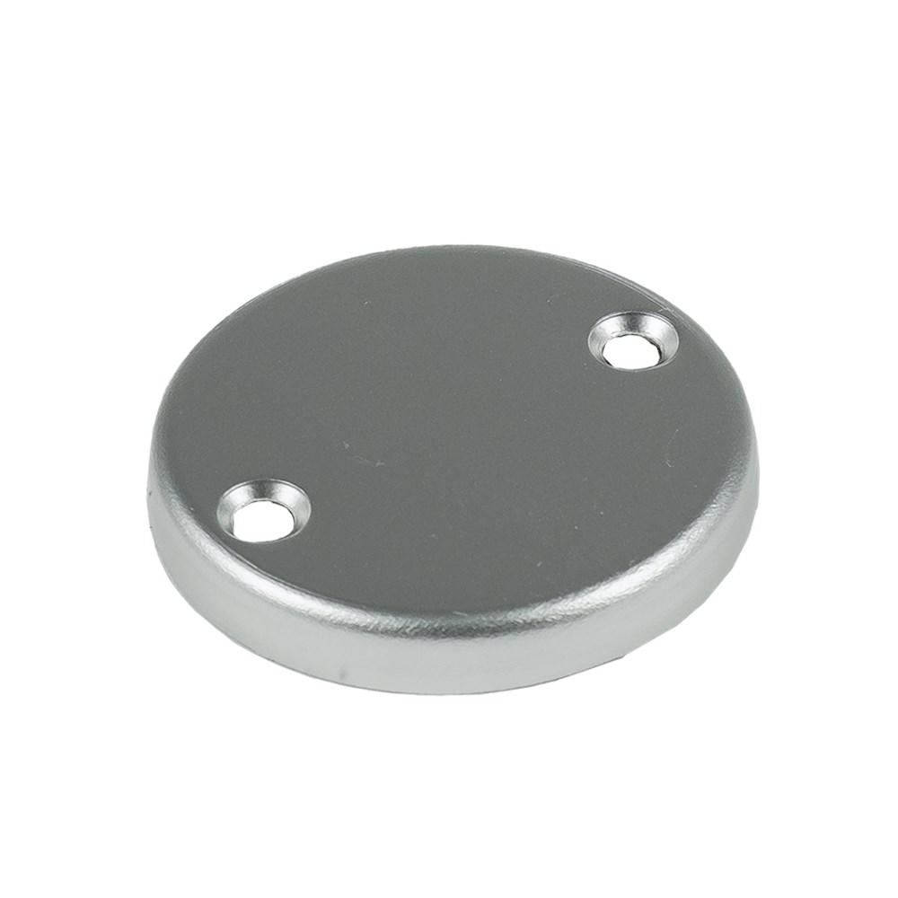 Afdekrozet, aluminium