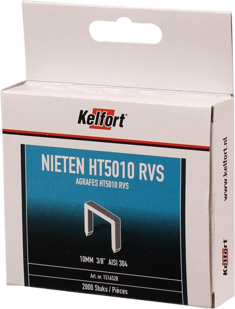 KELFORT NIETEN P2000 T50 RVS 10MM