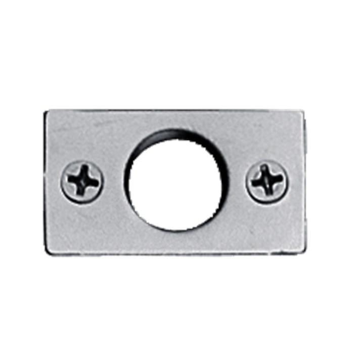 Sluitplaat tbv kantschuiven RVS 0035.452050