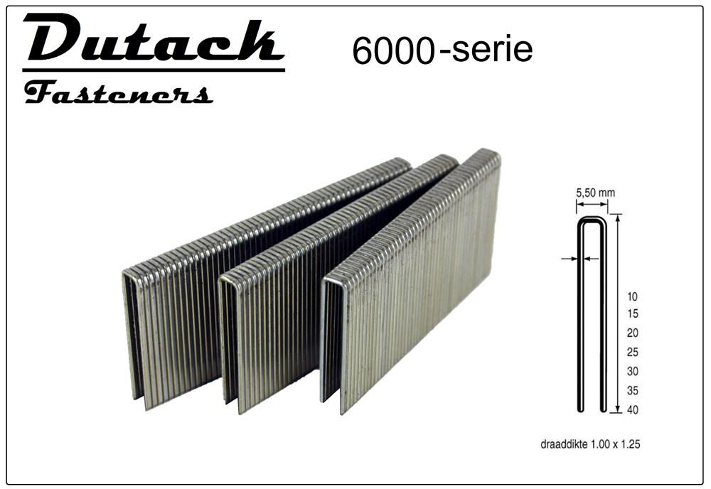NIETEN P5000 CNK 6015 HARS 5.5X15