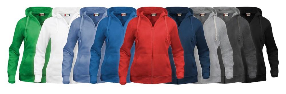 Sweater, polyester/katoen