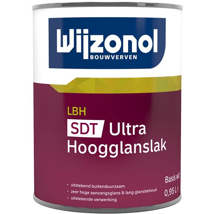 LBH SDT Ultra Hoogglanslak
