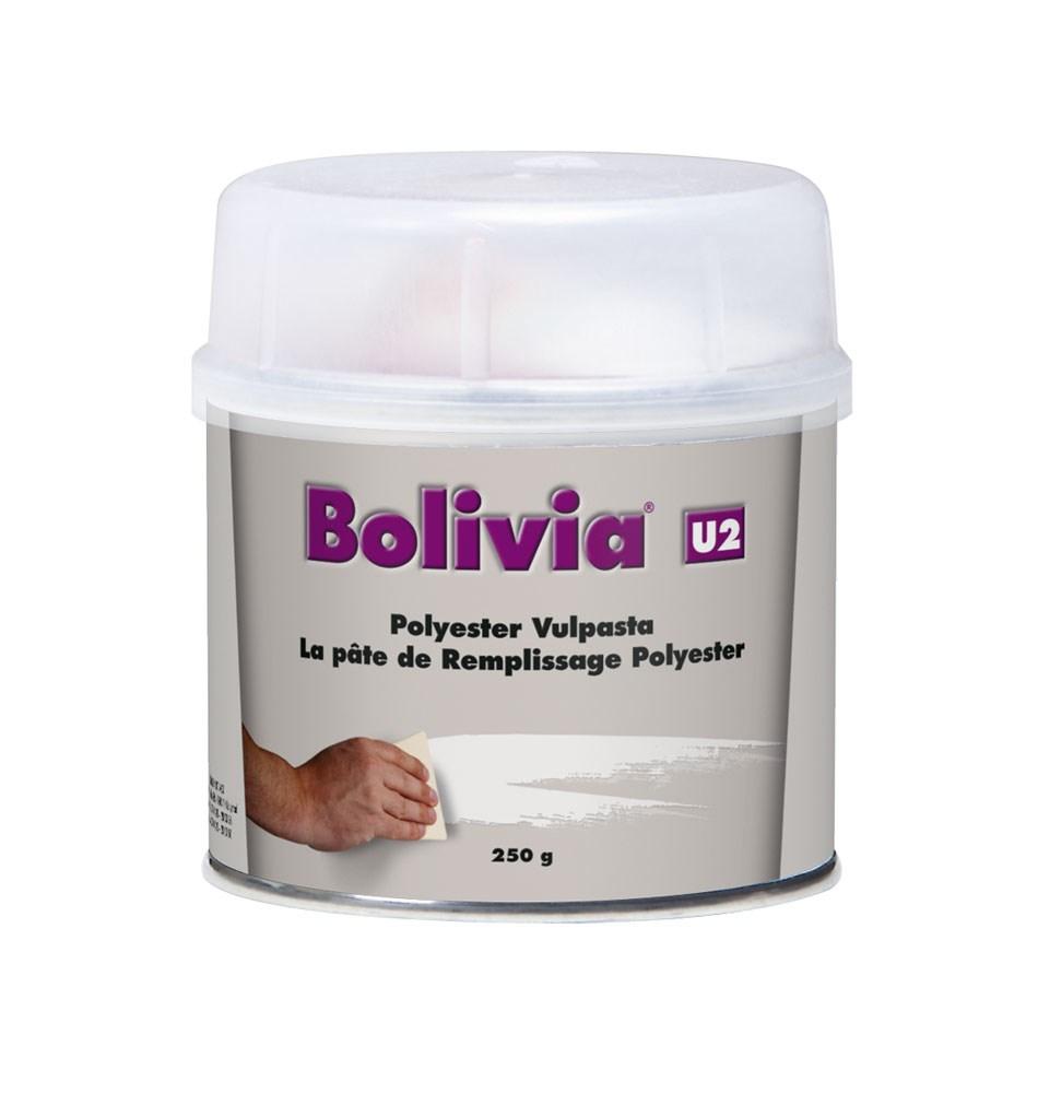 BOLIVIA POLYESTER PLAMUUR U2 250GR