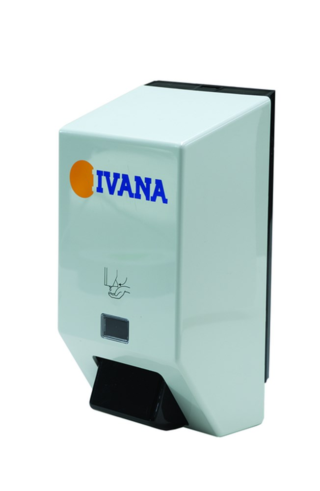 Ivana Zeepdispenser
