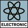 Electronic Toerentalkeuze voor het afstemmen op elke toepassing.